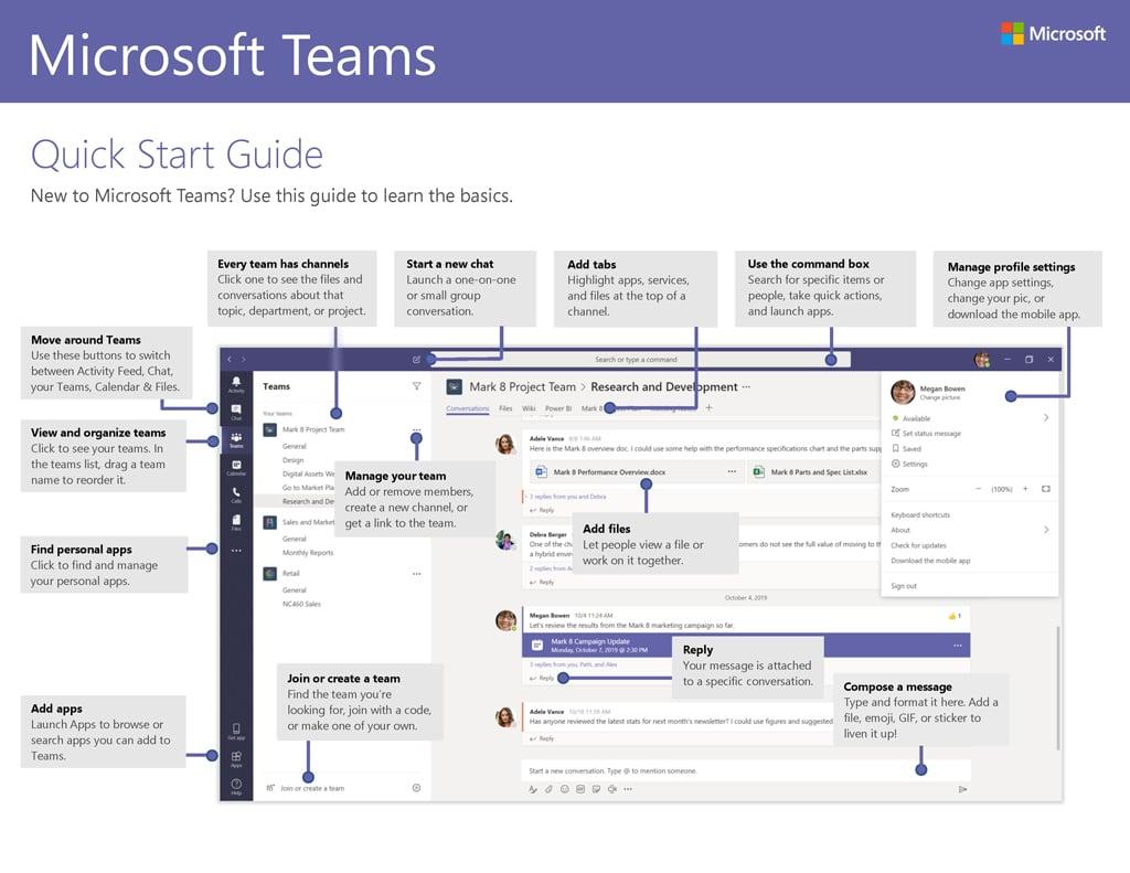 Microsoft Teams 101 - Introduction