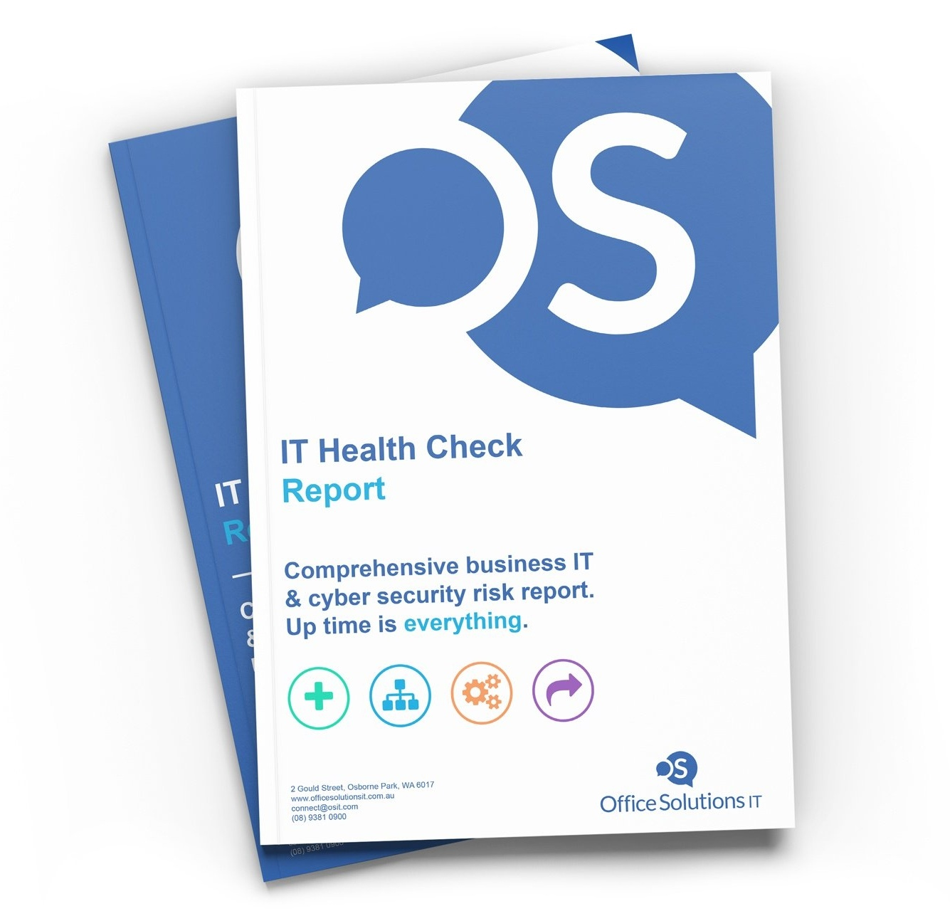 Office Solutions IT health check report