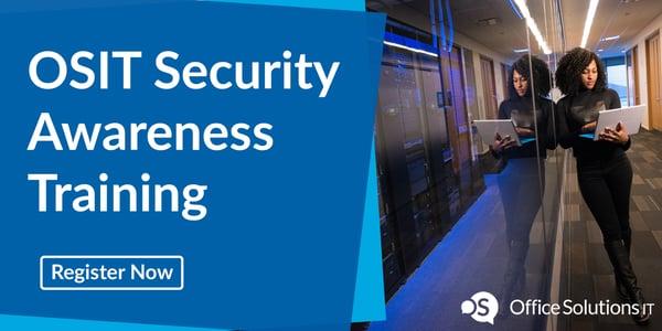 OSIT Security Awareness Training